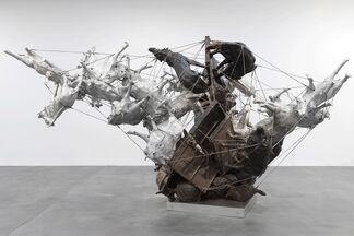Nancy Rubins: Diversifolia, installation view