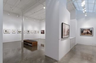 Luke Smalley: Retrospective, installation view