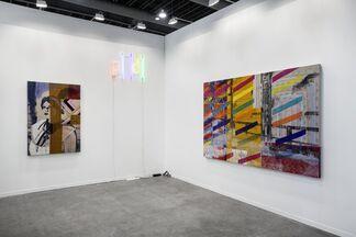 Timothy Taylor at ZⓈONAMACO 2018, installation view