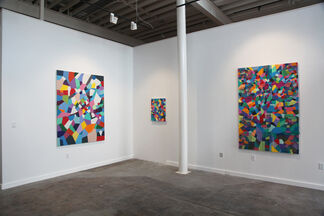 Off to see the Wizard, installation view