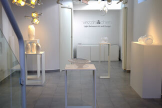 Vezzini & Chen. Light Between Art and Design, installation view