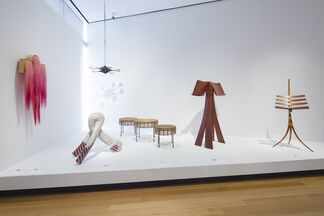 What Would Mrs. Webb Do? A Founder's Vision, installation view