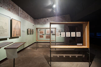 Reconstruction Disputes, installation view