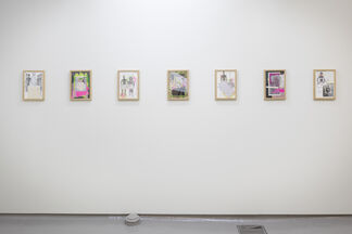 Millions For Nonsense But Not One Cent For Entropy - Matt Damhave, installation view