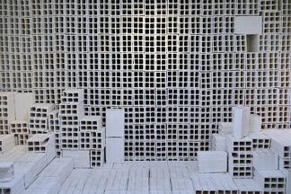 TERRITORIOS MODULARES (Modular Territories), installation view