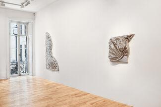 Joel Morrison 'Steel Life Crisis', installation view