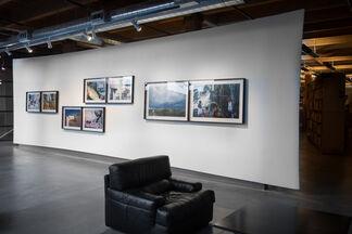 Alex Webb and Rebecca Norris Webb: Slant Rhymes, installation view