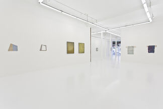 NOT A PAINTING, installation view