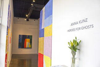 Heroes For Ghosts, installation view