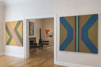 Symphony of Color, installation view
