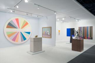 Paul Kasmin Gallery at Art Basel in Miami Beach 2015, installation view