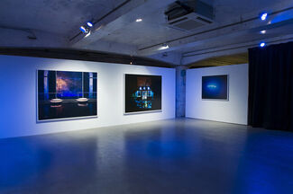 After Party: Collective Dance and Individual Gymnastics, installation view