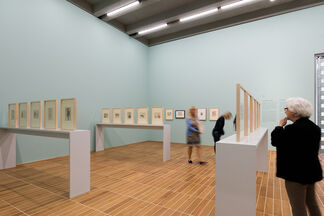 The Hidden Cézanne. From Sketchbook to Canvas, installation view
