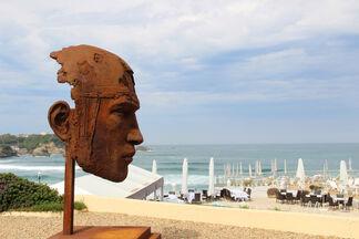 CHARBONNEL - MONUMENTALES HOTEL DU PALAIS • BIARRITZ, installation view