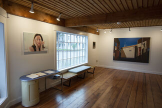 Against Forgetting II, installation view