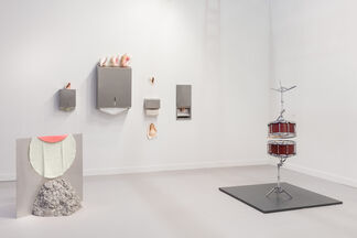 Esther Schipper at Frieze Los Angeles 2019, installation view