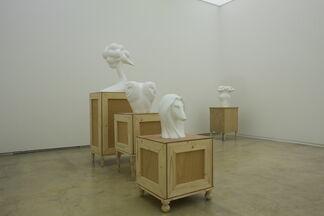 Jang Lila, installation view