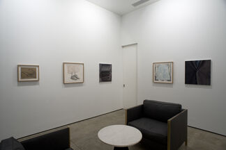 Carl Hammoud: The Arrangement of Separate Elements, installation view