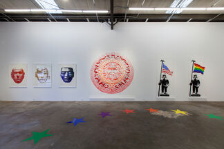 René Treviño: Estrellas, installation view