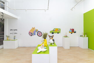 Katie Kimmel: Dog Park, installation view