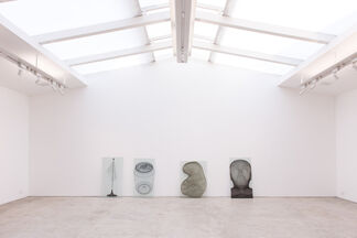 FRANK AMMERLAAN   Outside the Wireframe, installation view