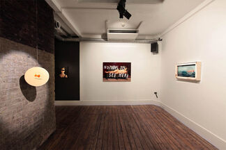 Nothing To See Here, installation view