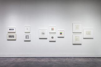 Edna Andrade: Astrologer's Garden, installation view