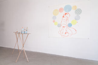 permeabel, installation view