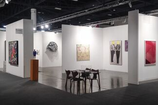 Mai 36 Galerie at Art Basel in Miami Beach 2014, installation view