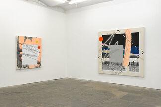 Trudy Benson - PAINT, installation view