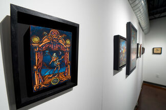 The Endless Stage: The Art of Tom Sarmo, installation view