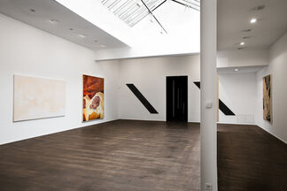 Brunch Over Troubled Water, installation view