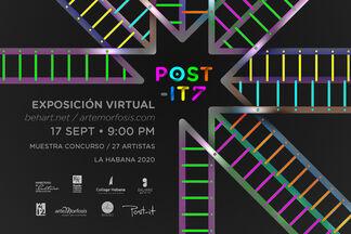 POST-IT 7, installation view