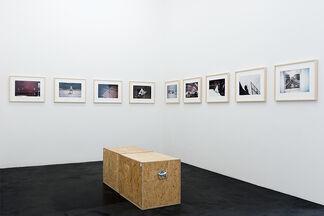 Roman Signer »Reisen«, installation view