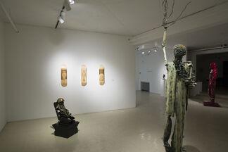 Brandon Vickerd : Monuments of a Perfect Future, installation view
