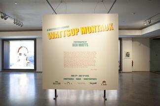 Wattsup Montauk, installation view