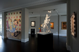 House of the Nobleman, installation view