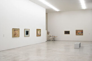 Dubuffet / Fautrier – Paintings from a Berlin Collection, installation view