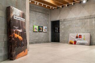 Lucia Hierro | Vecinos / Neighbors, installation view