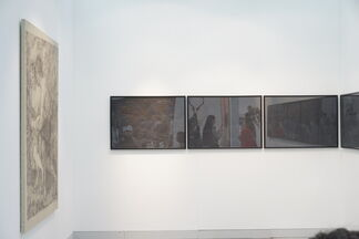 ONE MONEV Gallery at Cosmoscow 2018, installation view