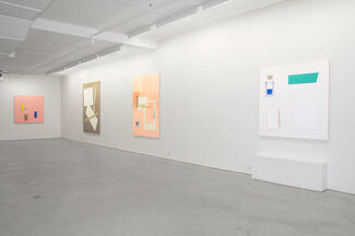 A Hole in the Wall is Nothing to Worry About - Part I, installation view