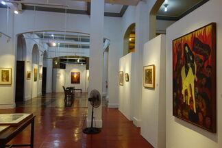 Baraha Sang Pangabuhi (Brenda V. Fajardo at The Negros Museum), installation view
