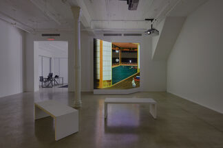 Tabaimo: Clues to Utsushi, installation view