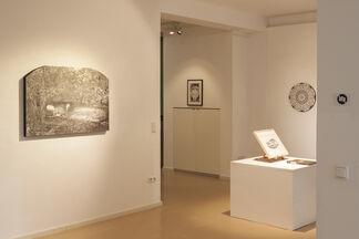 Keita Sagaki - Meronyms - new drawings, installation view