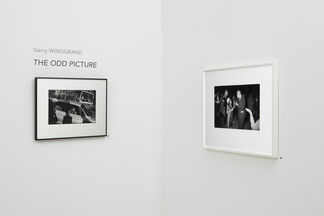 Garry Winogrand: The Odd Picture, installation view