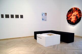 Hverfisgallerí at CHART   ART FAIR 2015, installation view