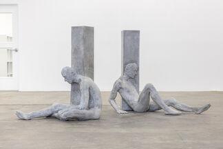 Caryatids, installation view