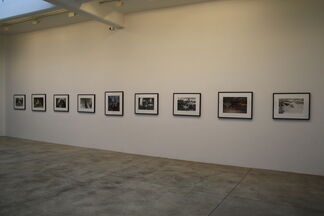 Background Story, installation view