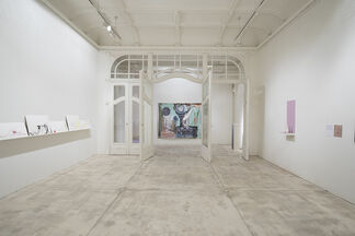 Ramin Haerizadeh, Rokni Haerizadeh, Hesam Rahmanian  - From Sea To Dawn, installation view