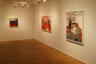 Sarah McEneaney: Studio Living, installation view
